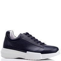 Кроссовки Giorgio Armani синего цвета, фото