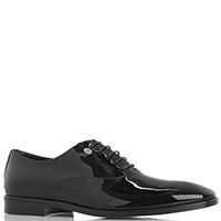 Лаковые туфли Billionaire черного цвета, фото