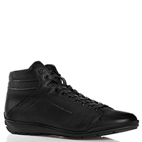 Черные ботинки Dino Bigioni на меху, фото