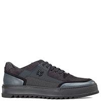 Туфли Giampiero Nicola из черной кожи, фото