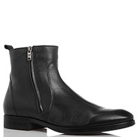 Черные ботинки Giampiero Nicola на молниях, фото