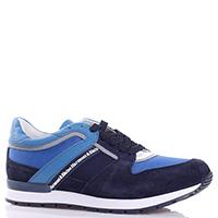 Кроссовки Harmont&Blaine синие с голубым, фото