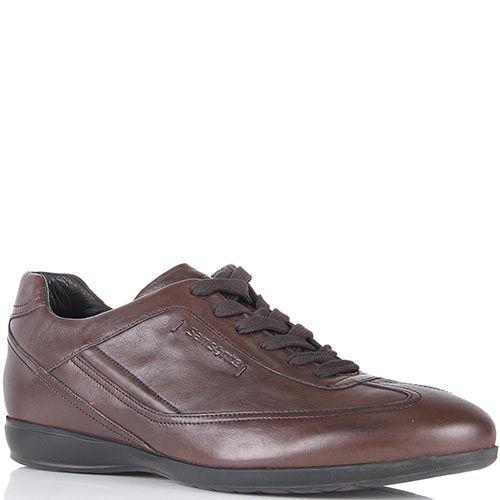 Мужские кроссовки Samsonite коричневого цвета, фото