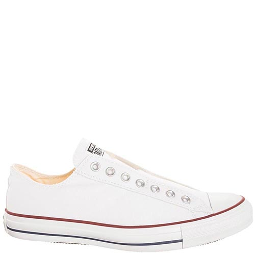 ☆ Низкие белые кеды Converse Chuck Taylor All Star Slip без шнурков ... c47ae0666d3