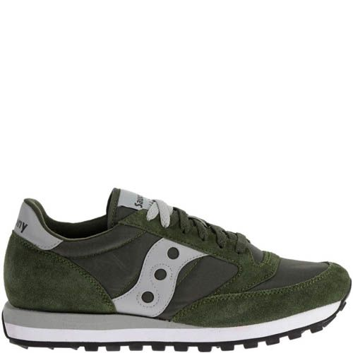 Кроссовки Saucony JAZZ Original Green Grey, фото