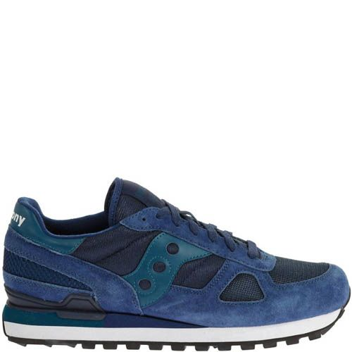 Кроссовки Saucony Shadow O Blue, фото