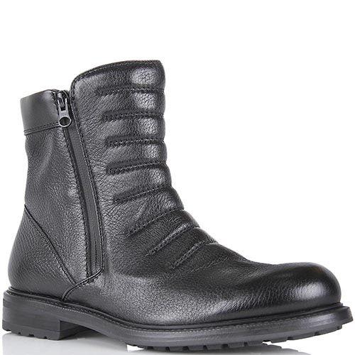 Высокие ботинки Pakerson из кожи с термоутеплителем, фото