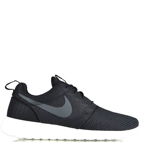 Кроссовки Nike Rocherun мужские черного цвета, фото