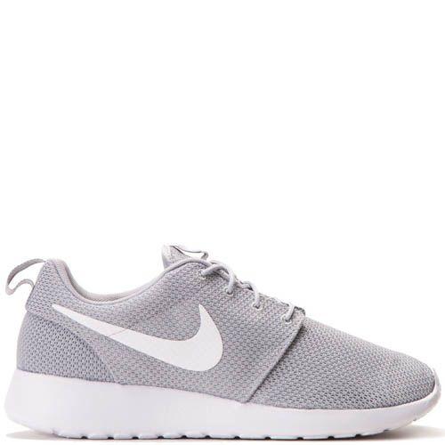 Кроссовки Nike Rocherun мужские серого цвета, фото