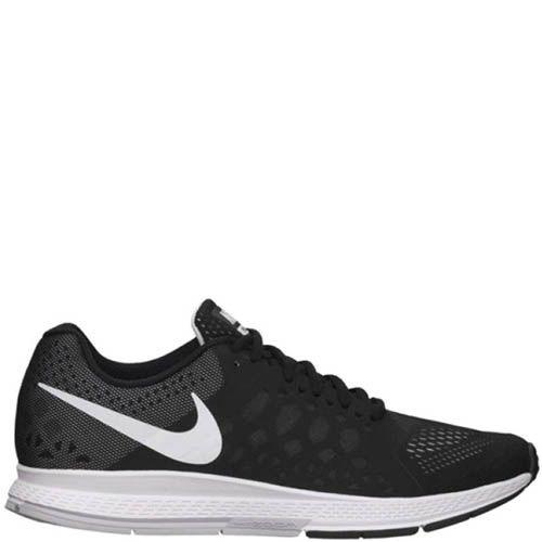 Кроссовки Nike Air Zoom Pegasus мужские черно-белые, фото