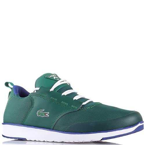 ab1ff6afc64f ☆ Мужские кроссовки Lacoste зеленого цвета 7-32spm0024177 купить в ...