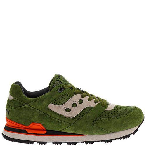 Кроссовки Saucony Courageous S70162-3 мужские зеленые, фото