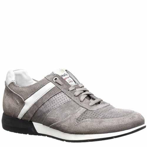 Кроссовки Bagatt замшевые серые, фото