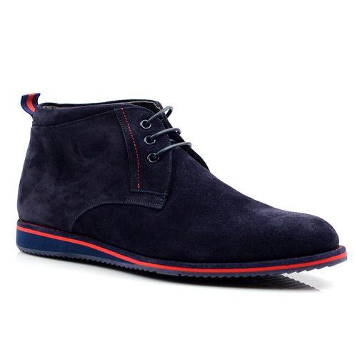 Мужские замшевые ботинки Giovanni Ciccioli, фото