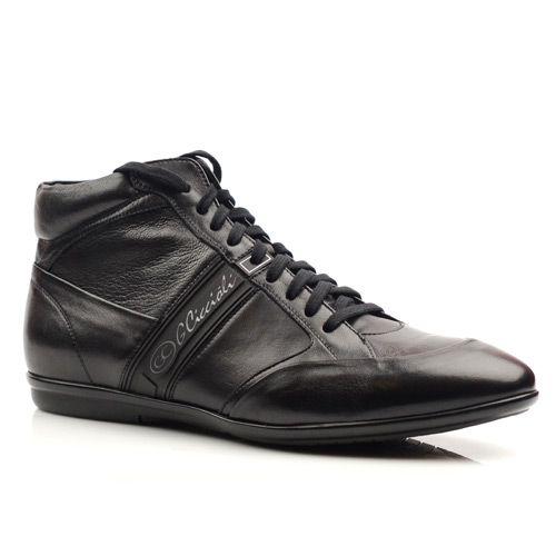 Мужские ботинки на меху Giovanni Ciccioli, фото