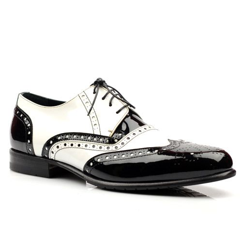 Мужские лакированные туфли Giovanni Ciccioli, фото