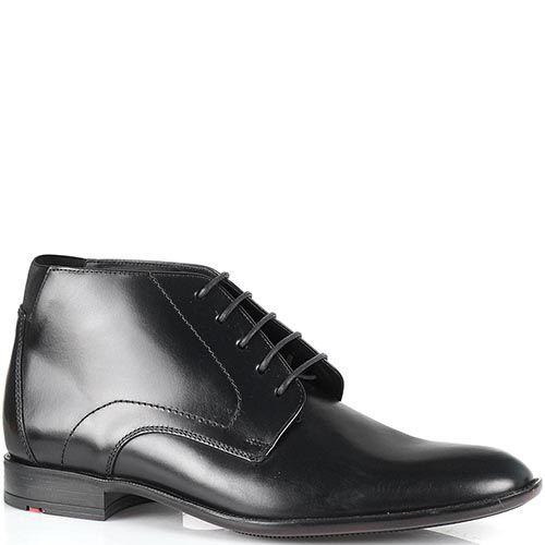 Демисезонные мужские ботинки Lloyd классического стиля, фото