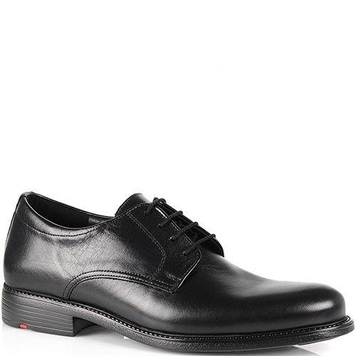 Мужские туфли Lloyd классического фасона на уплотненной подошве, фото