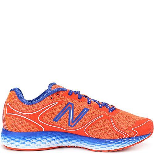 Мужские беговые кроссовки New Balance 980 Fresh Foam оранжевые, фото
