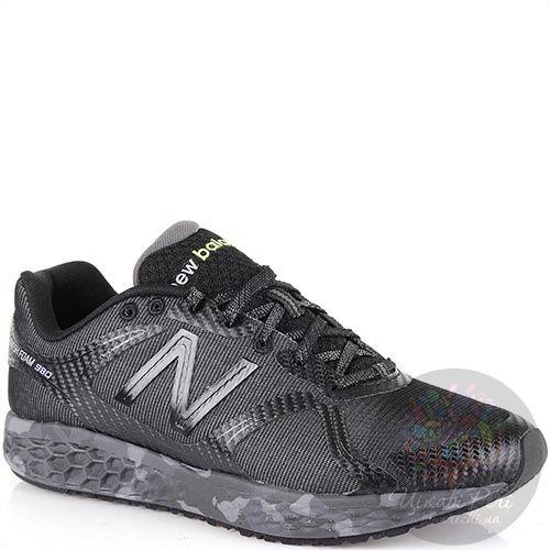 ☆ Мужские беговые кроссовки New Balance 980 Fresh Foam черные ... 8c4368cc63448