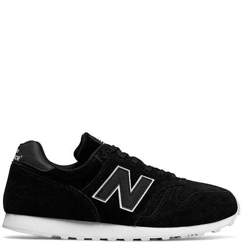 Черные кроссовки New Balance 373, фото