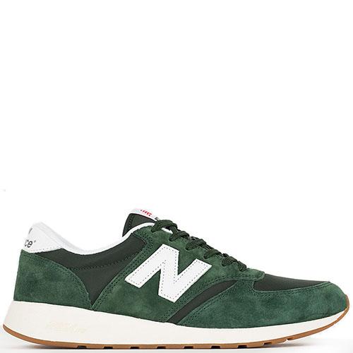 4ce1a84f5d6f ☆ Кроссовки New Balance 420 Lifestyle зеленые с белым mrl420sf ...
