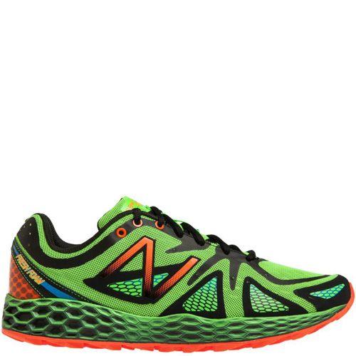 Мужские беговые кроссовки New Balance Trail 980 Fresh Foam зеленые, фото