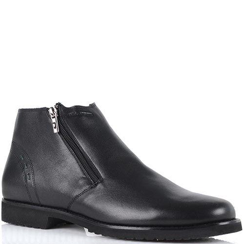 Зимние ботинки Pakerson на термоутеплителе, фото