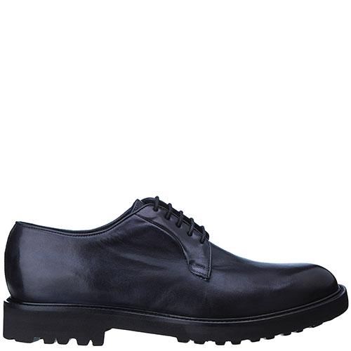 Зимние туфли Brecos в синем цвете, фото