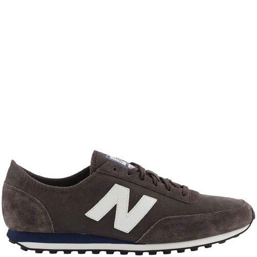 Кроссовки New Balance мужские 410 коричневые, фото