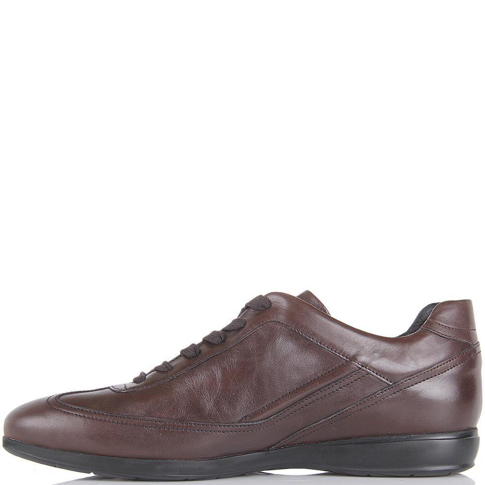 Мужские кроссовки Samsonite коричневого цвета