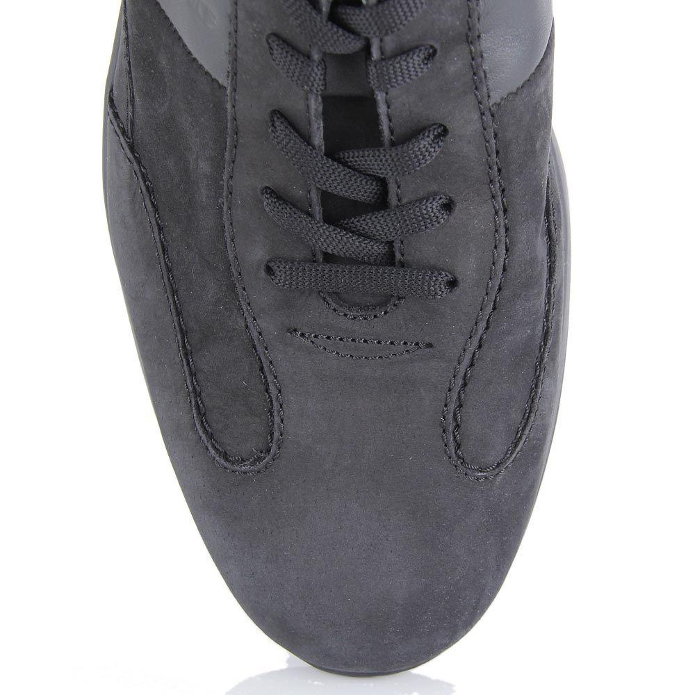 Мужские кроссовки Samsonite темно-серого цвета из нубука