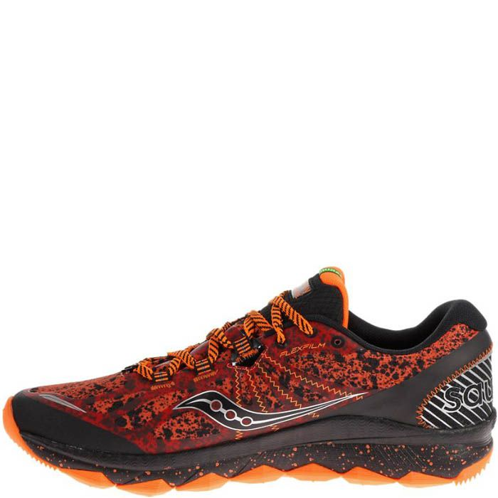 Кроссовки Saucony Nomad Tr Red Black Orange мужские