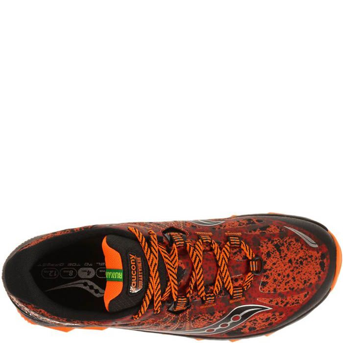 Кроссовки Saucony Nomad Tr Red Black Orange мужские