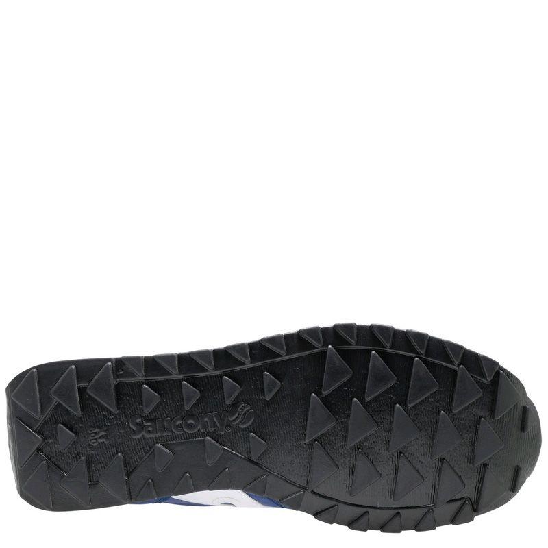 Мужские кроссовки Saucony Jazz Original темно-синие с белым