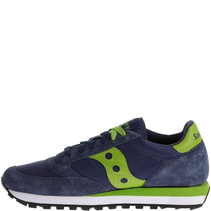 Кроссовки Saucony Jazz Original Navy Green