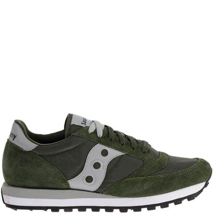 Кроссовки Saucony JAZZ Original Green Grey