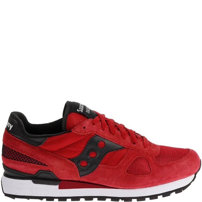 Кроссовки Saucony Shadow O Red Black