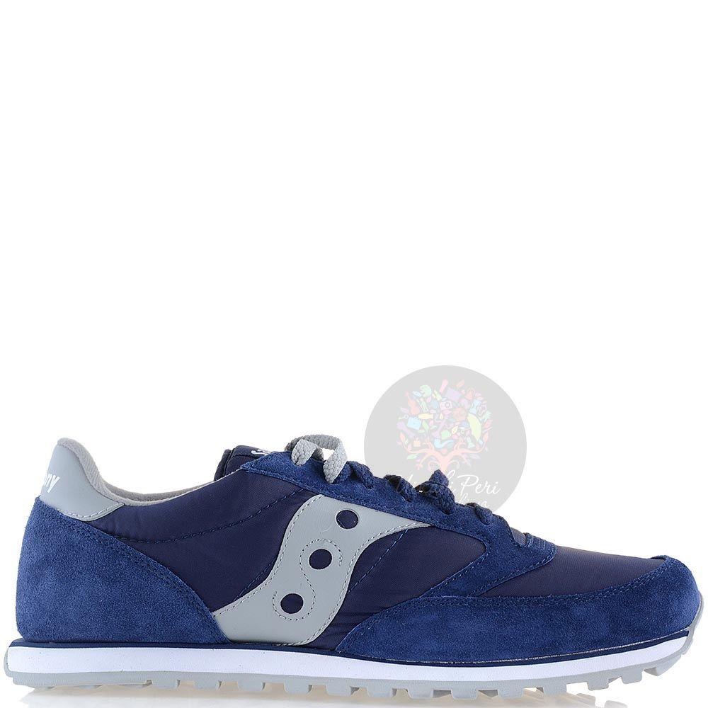 Мужские кроссовки Saucony Jazz Low Pro насыщенно-синие