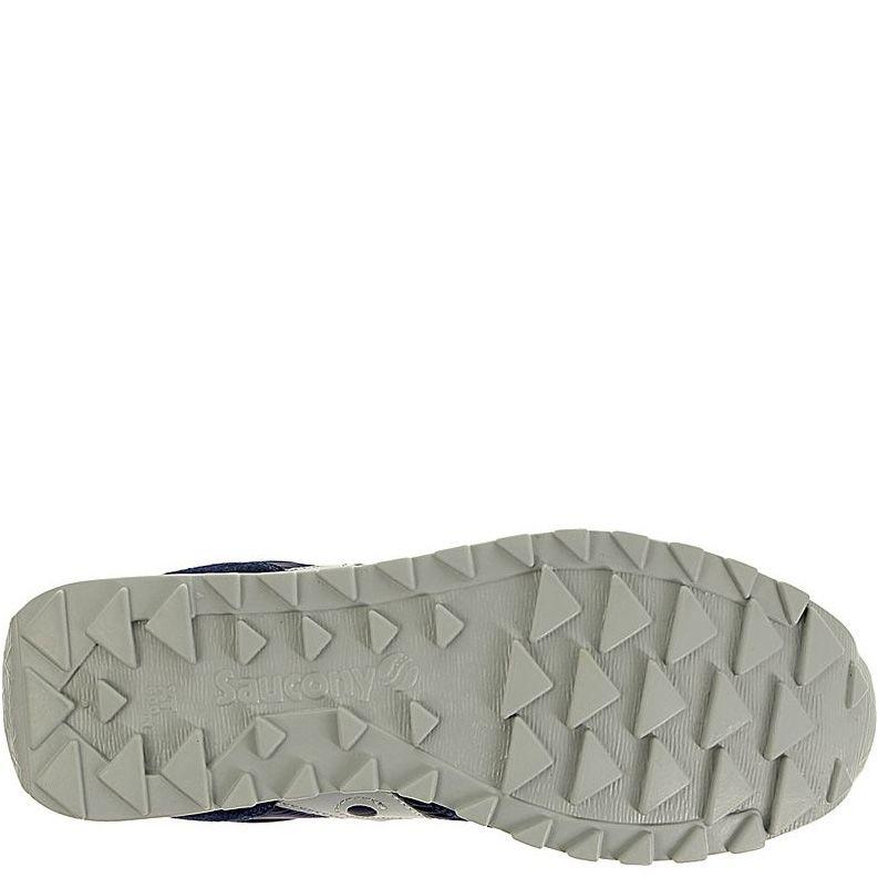 Мужские кроссовки Saucony Jazz Low Pro темно-синие с серым