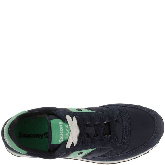 Кроссовки Saucony Jazz Low Pro Navy Mint
