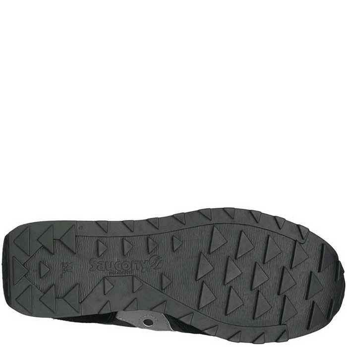Кроссовки Saucony Jazz Low Pro черные с серым