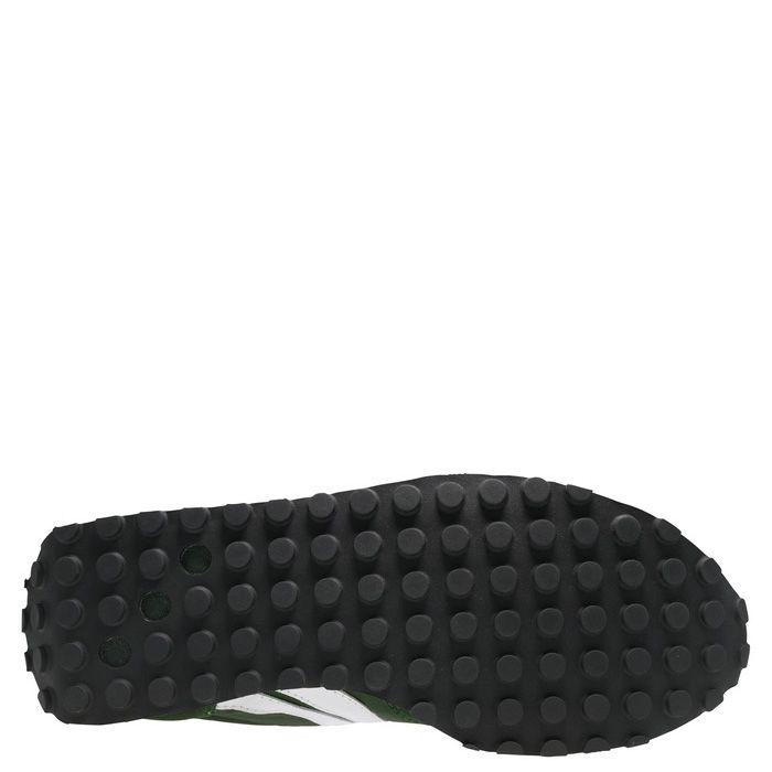 Мужские кроссовки Saucony Trainer 80 темно-зеленые с белым