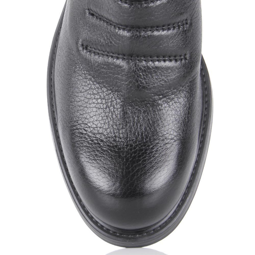 Высокие ботинки Pakerson из кожи с термоутеплителем