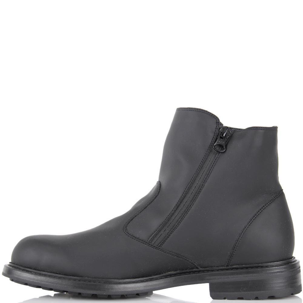 Высокие ботинки Pakerson из высококачественной резины на меху