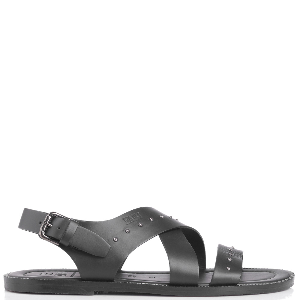 Мужские сандалии FABI с декором-заклепками