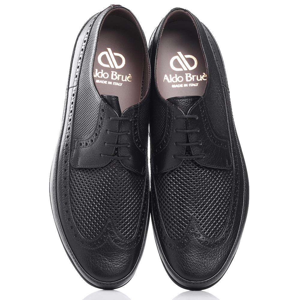 Туфли-броги Aldo Brue с перфорацией