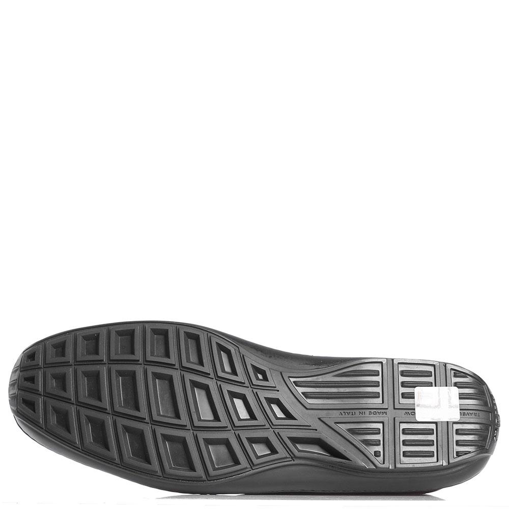 Мужские ботинки Aldo Brue черного цвета