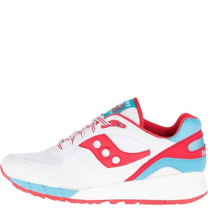 Кроссовки Saucony Shadow 6000 Toothpaste Pack White Red