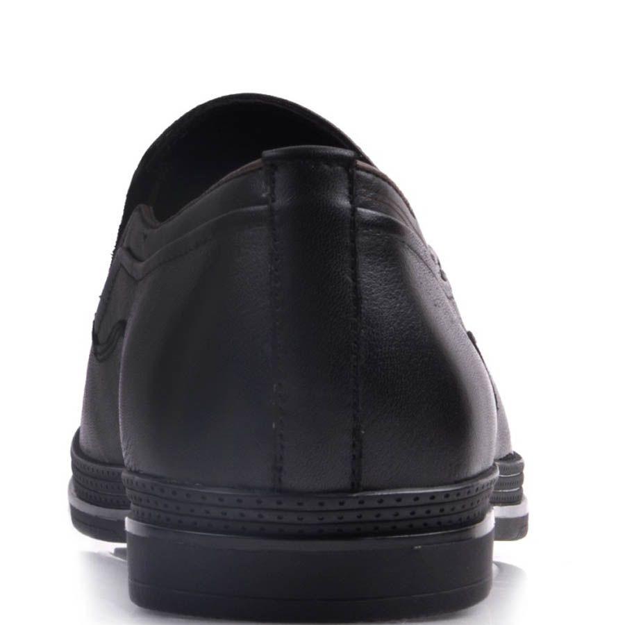 Туфли Prego с узкими резинками по бокам
